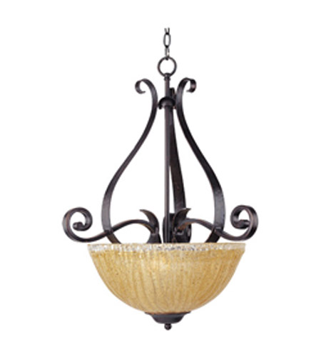 Maxim Lighting Barcelona 3 Light Pendant in Oil Rubbed Bronze 13411AIOI photo