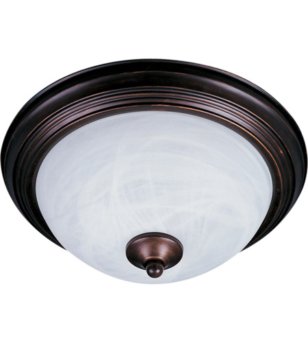 Maxim Lighting Signature 1 Light Outdoor Ceiling Mount in Oil Rubbed Bronze 1940MROI photo