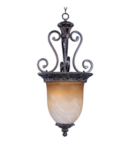 Maxim Lighting Portofino 2 Light Pendant in Oil Rubbed Bronze 20284VAOI photo