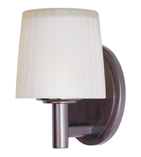 Maxim Lighting Finesse 1 Light Bath Light in Oil Rubbed Bronze 21511DWOI photo