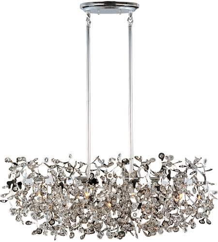 Maxim 24206BCPC Comet 7 Light 16 inch Polished Chrome Pendant Ceiling Light photo