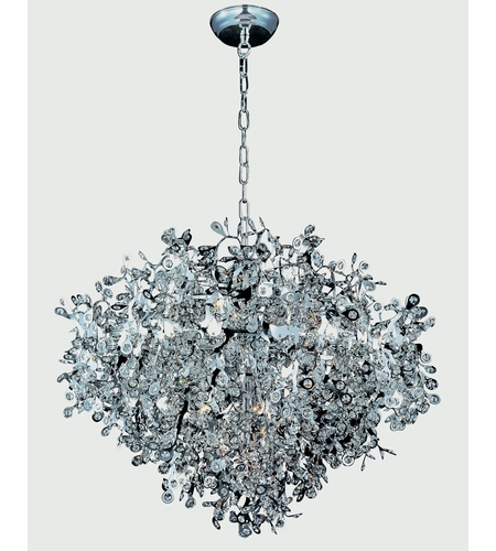 Maxim 24207BCPC Comet 13 Light 35 inch Polished Chrome Pendant Ceiling Light photo
