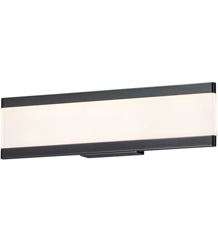 Steel Visor Bathroom Vanity Lights
