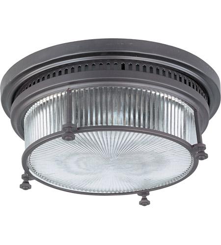 Maxim 25000clbz hi bay 2 light 13 inch bronze flush mount ceiling light aloadofball Choice Image