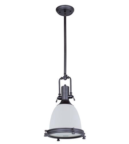 Maxim 25116SWBZ Hi-Bay 1 Light 14 inch Bronze Single Pendant Ceiling Light  sc 1 st  Maxim Lighting Lights & Maxim 25116SWBZ Hi-Bay 1 Light 14 inch Bronze Single Pendant ... azcodes.com