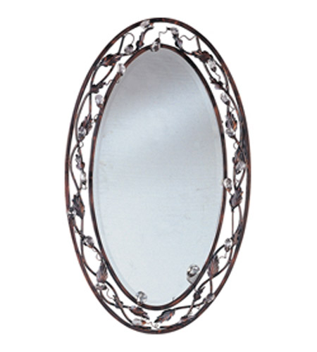 Maxim Lighting Elegante Mirror in Oil Rubbed Bronze 2849OI photo