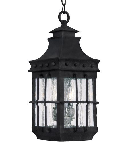 Maxim 30088CDCF Nantucket 3 Light 9 inch Country Forge Outdoor Hanging Lantern photo