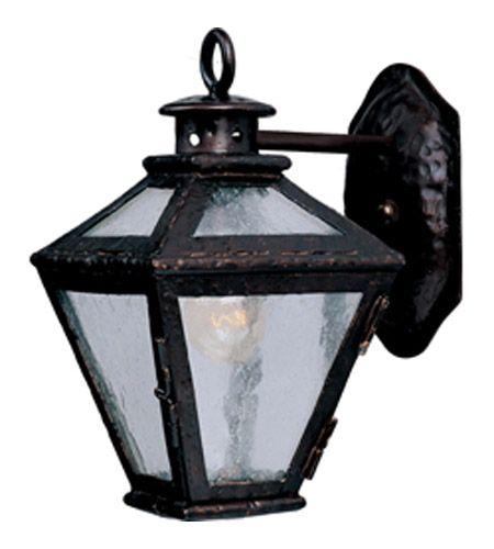 Maxim Lighting Cabo 1 Light Outdoor Wall Mount in Country Forge 30243CDCF photo