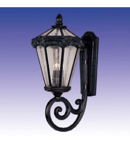 Maxim Lighting Essex 3 Light Outdoor Wall Mount in Oriental Bronze 30259CDOB photo
