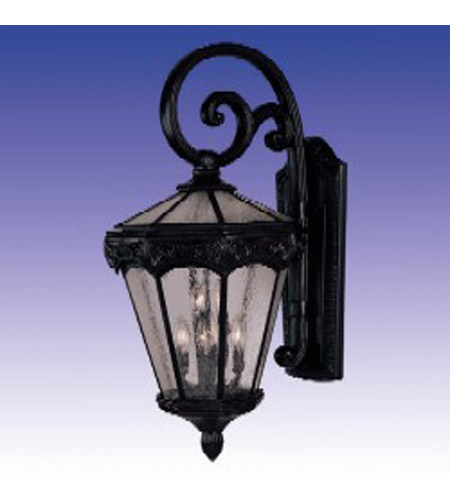 Maxim Lighting Essex 9 Light Outdoor Wall Mount in Oriental Bronze 30260CDOB photo