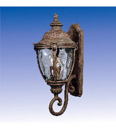 Maxim Lighting Morrow Bay Trisyn 3 Light Outdoor Wall Mount in Earth Tone 30285WGET photo