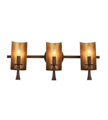 Light 24 Inch Chestnut Bronze