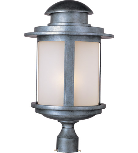Maxim Lighting Carmel 4 Light Outdoor Pole/Post Lantern in Carmel 30462FTCM photo