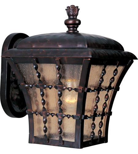 Maxim 30492ASOI Orleans 1 Light 11 inch Oil Rubbed Bronze Outdoor Wall Mount photo