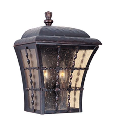 Maxim Lighting Orleans 2 Light Outdoor Wall Mount in Oil Rubbed Bronze 30494ASOI photo