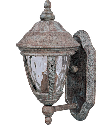 Maxim 3105WGET Whittier DC 1 Light 13 inch Earth Tone Outdoor Wall Mount photo