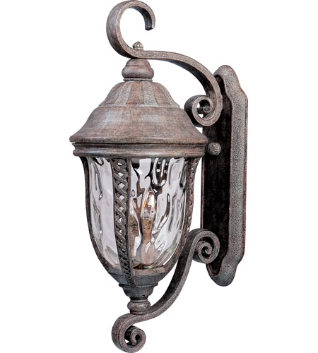 Maxim 3109WGET Whittier DC 3 Light 31 inch Earth Tone Outdoor Wall Mount photo