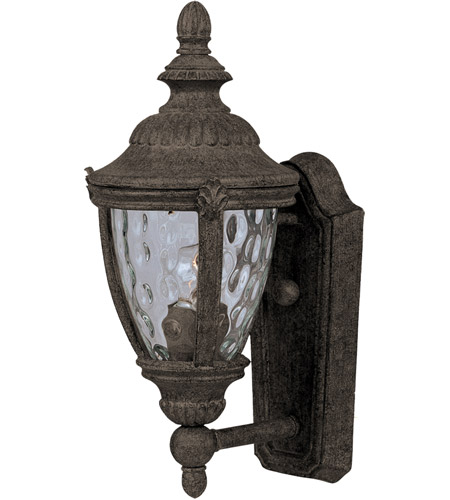Maxim Lighting Morrow Bay DC 1 Light Outdoor Wall Mount in Earth Tone 3183WGET photo