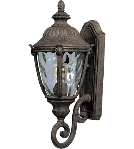 Maxim Lighting Morrow Bay DC 1 Light Outdoor Wall Mount in Earth Tone 3184WGET photo