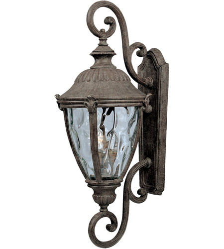 Maxim 3188WGET Morrow Bay DC 3 Light 27 inch Earth Tone Outdoor Wall Mount photo