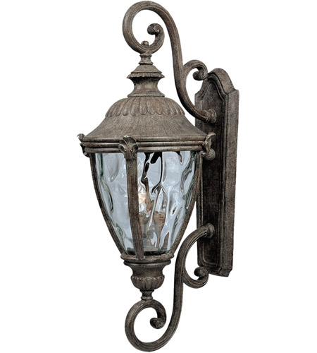 Maxim 3189WGET Morrow Bay DC 3 Light 33 inch Earth Tone Outdoor Wall Mount photo