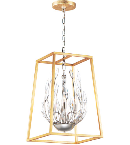 Bouquet 4 Light 16 Inch Polished Nickel