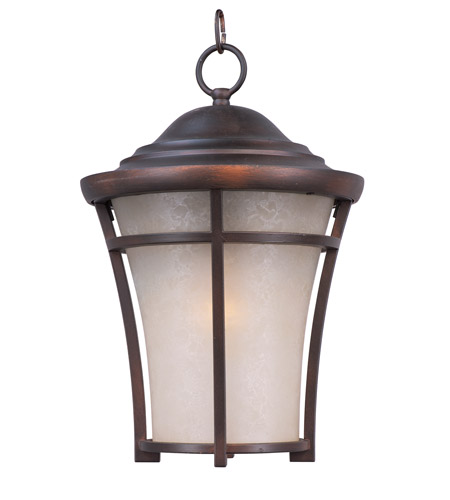 Maxim 3809LACO Balboa DC 1 Light 12 inch Copper Oxide Outdoor Hanging Lantern photo