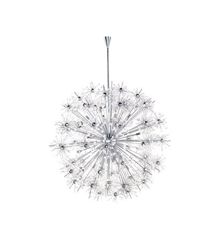 Maxim Lighting Starfire 40 Light Chandelier in Polished Chrome 39747BCPC photo