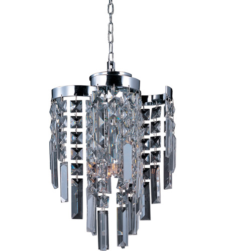 Maxim Lighting Belvedere 4 Light Pendant in Polished Chrome 39809BCPC photo