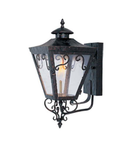 Maxim Lighting Cordoba Gas Outdoor Wall Mount in Oil Rubbed Bronze 39992CLOI photo