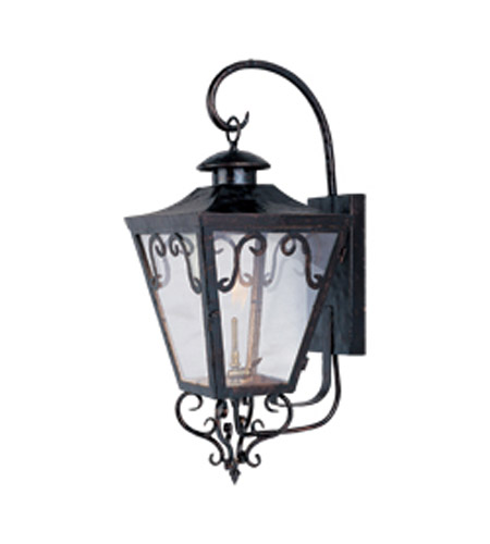 Maxim Lighting Cordoba Gas Outdoor Wall Mount In Oil Rubbed Bronze 39994cloi Photo
