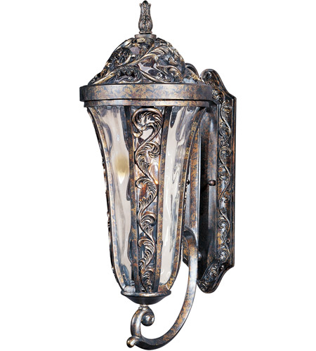 Maxim Lighting Montecito VX 4 Light Outdoor Wall Mount in Tortoise 40145WGTR photo