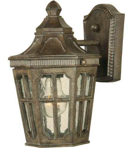 Maxim Lighting Beacon Hill VX 1 Light Outdoor Wall Mount in Sienna 40152CDSE photo