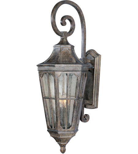 Maxim Lighting Beacon Hill VX 3 Light Outdoor Wall Mount in Sienna 40154CDSE photo