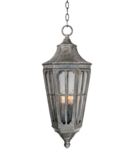 Maxim 40157CDSE Beacon Hill VX 3 Light 13 inch Sienna Outdoor Hanging Lantern photo