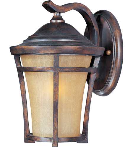 Maxim 40164GFCO Balboa VX 1 Light 14 inch Copper Oxide Outdoor Wall Mount photo