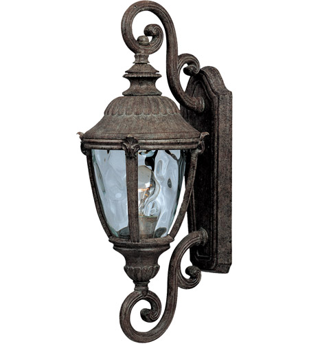 Maxim 40287WGET Morrow Bay VX 1 Light 22 inch Earth Tone Outdoor Wall Mount photo