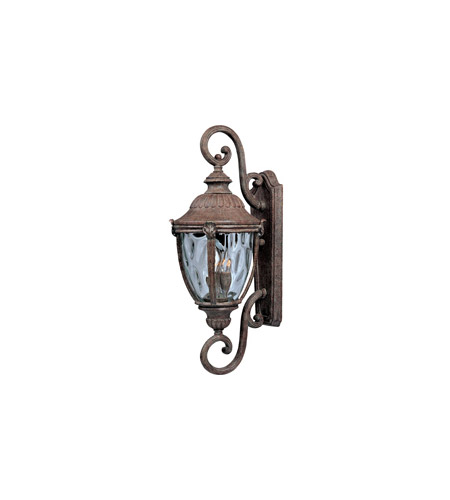 Maxim Lighting Morrow Bay VX 3 Light Outdoor Wall Mount in Earth Tone 40289WGET photo