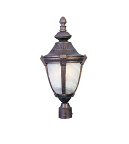 Maxim Lighting Wakefield 1 Light Outdoor Pole/Post Lantern in Empire Bronze 4031MREB photo