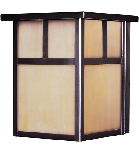 Maxim Lighting Coldwater 1 Light Outdoor Wall Mount in Burnished 4050HOBU photo