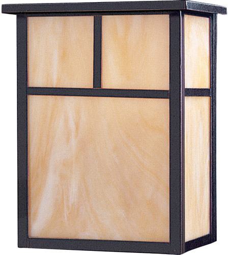 Maxim Lighting Coldwater 2 Light Outdoor Wall Mount in Burnished 4051HOBU photo