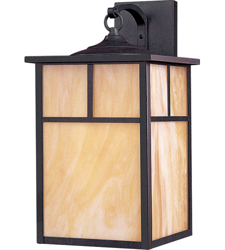 Maxim Lighting Coldwater 1 Light Outdoor Wall Mount in Burnished 4054HOBU photo