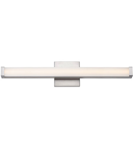 Maxim 52004sn Spec Vanity Led 30 Inch Satin Nickel Bath Vanity Wall Light