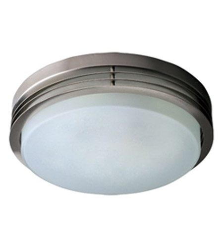 Maxim Lighting Louver Flush Mount in Satin Nickel 53020FTSN photo