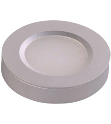 Maxim Lighting CounterMax Under Cabinet Disc in Brushed Aluminum 53850AL photo