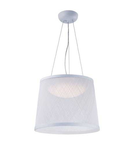 Maxim White Pendants