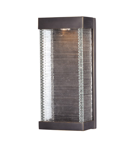 Maxim 55226CLBZ Stackhouse VX LED 16 inch Bronze Outdoor Wall Mount photo