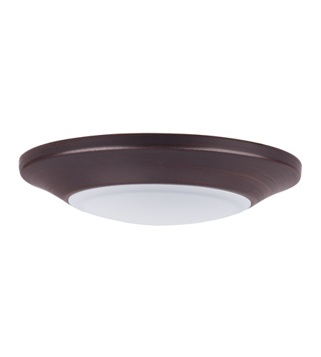 Maxim 57624wtbz diverse led led 6 inch bronze flush mount ceiling light aloadofball Images
