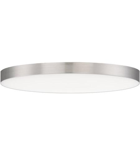 new product 7e260 36e96 Trim LED 11 inch Satin Nickel Flush Mount Ceiling Light