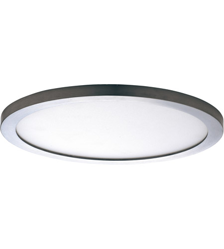 Maxim 57714wtsn Wafer Led 10 Inch Satin Nickel Flush Mount Ceiling Light Photo